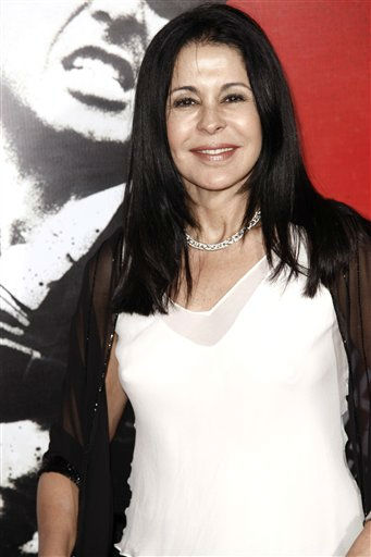 Mar&#237;a Conchita Alonso arrives at &#34;Scarface&#34; Legacy Celebration Event in Los Angeles, Tuesday, Aug. 23, 2011. &#34;Scarface&#34; will be released on Blu-ray September 6, 2011.  &#40;AP Photo&#47;Matt Sayles&#41; <span class=meta>(AP Photo&#47; Matt Sayles)</span>