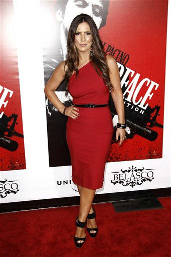 Jillian Reynolds arrives at &#34;Scarface&#34; Legacy Celebration Event in Los Angeles, Tuesday, Aug. 23, 2011. &#34;Scarface&#34; will be released on Blu-ray September 6, 2011.  &#40;AP Photo&#47;Matt Sayles&#41; <span class=meta>(AP Photo&#47; Matt Sayles)</span>