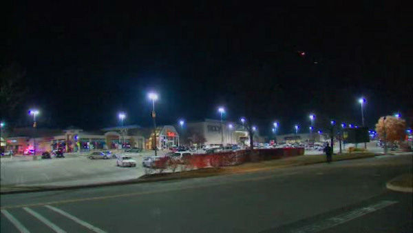 The Garden State Plaza mall has been evacuated after shots were  fired inside the mall.