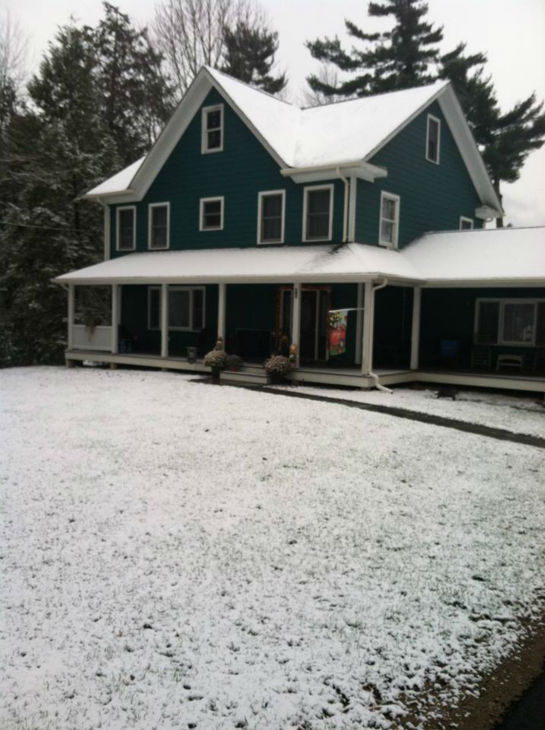 Hewitt, New Jersey, sent in by Alyssa Wagner Barrantes
