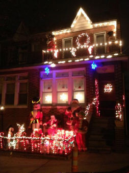 "<div class=""meta ""><span class=""caption-text "">Enjoy these pictures of holiday light displays sent in by Eyewitness News viewers in the tri-state area.</span></div>"