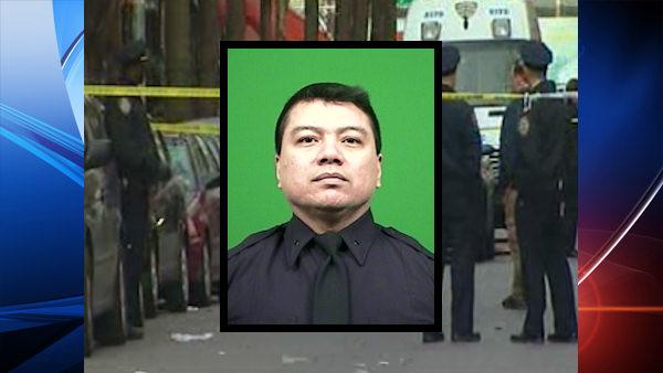 Police officer pushed to his death in Brooklyn