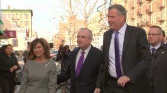 bratton in harlem