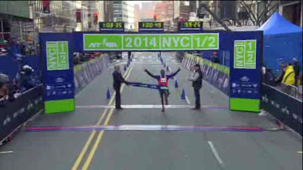 "<div class=""meta image-caption""><div class=""origin-logo origin-image ""><span></span></div><span class=""caption-text"">Geoffrey Mutai was the men's winner, with a time of 1 hour, 50 seconds.</span></div>"