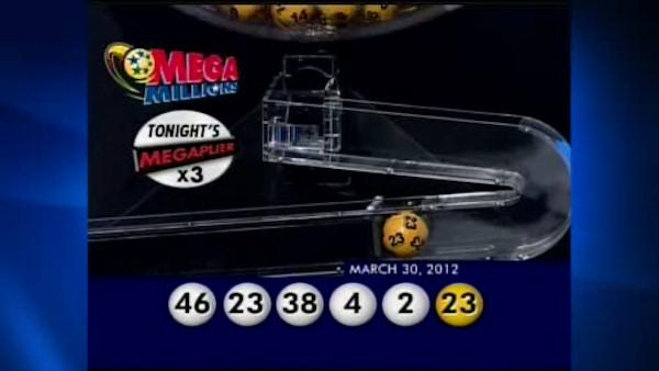 3 winners to share Mega Millions jackpot