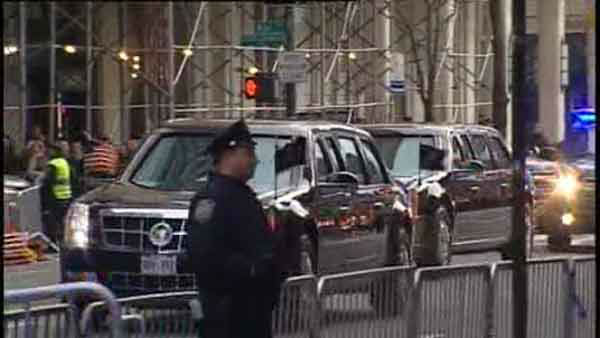 "<div class=""meta ""><span class=""caption-text "">President Obama drove by the Channel 7 studios on his way to a fundraiser on 67th street.</span></div>"