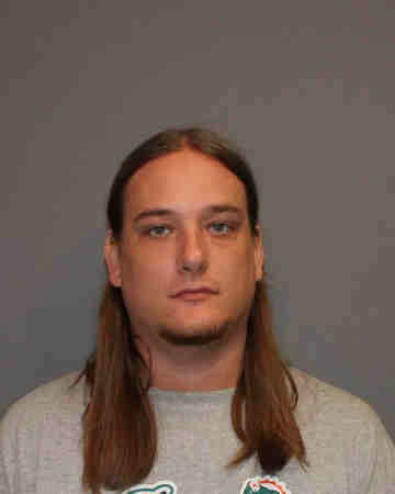 "<div class=""meta ""><span class=""caption-text "">6 people were arrested and charged in an illegal gambling bust in Norwalk, Connecticut. This suspect is identified as Daniel Rehm.</span></div>"