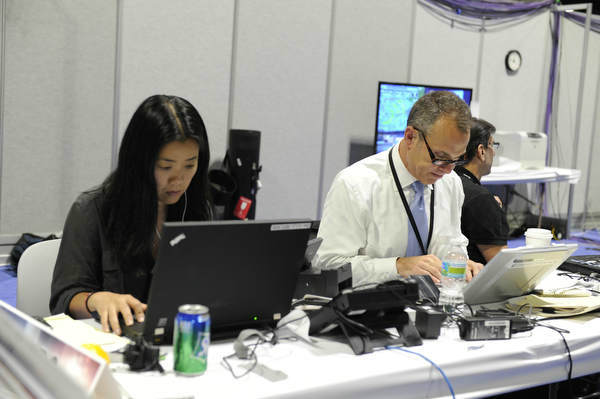 "<div class=""meta ""><span class=""caption-text "">ABC NEWS - 8/29/12 - Coverage of the Republican National Convention from Tampa, Florida. (ABC/ IDA MAE ASTUTE)  (ABC Photo/ IDA MAE ASTUTE)</span></div>"
