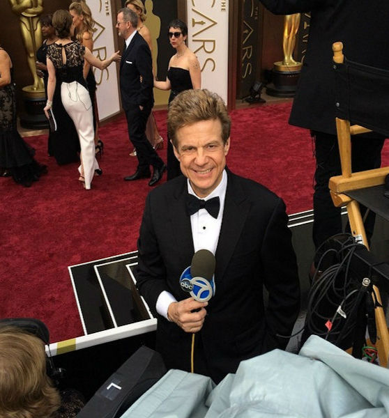 Sandy Kenyon on the Red Carpet!