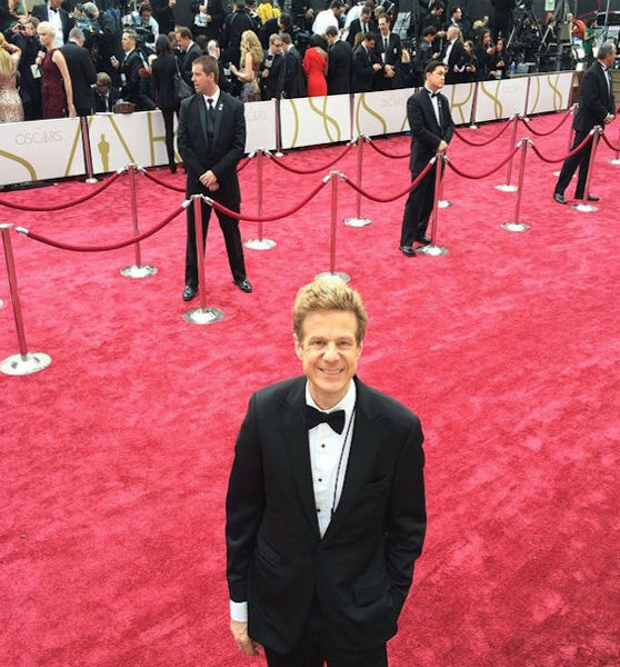 Sandy on the Red Carpet!