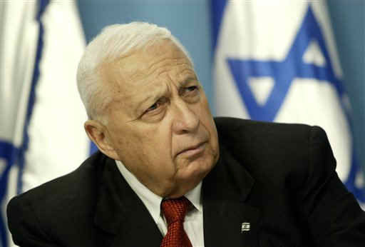 "<div class=""meta image-caption""><div class=""origin-logo origin-image ""><span></span></div><span class=""caption-text"">Former Israeli Prime Minister Ariel Sharon, one of Israel's most controversial and iconic figures, died January 11, 2014 at the age of 85.  Sharon had suffered a stroke in 2006 at the height of his political power.   </span></div>"