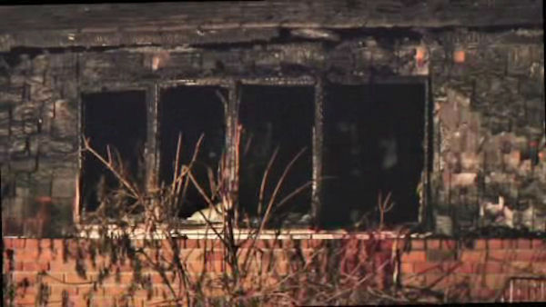 A woman and her three children were killed when a fire swept through their home in Shirley, Long Island Friday night.