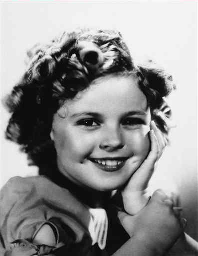 "<div class=""meta image-caption""><div class=""origin-logo origin-image ""><span></span></div><span class=""caption-text"">Shirley Temple, the dimpled, curly-haired child star who sang, danced, sobbed and grinned her way into the hearts of Depression-era moviegoers, died of natural causes in her California home on Monday, February 10, 2014. She was 85. </span></div>"