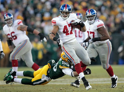 "<div class=""meta ""><span class=""caption-text "">Sunday?s Giants-Packers N.F.C. divisional playoff game.  (AP Photo)</span></div>"