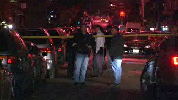 "<div class=""meta ""><span class=""caption-text "">A woman and her four children were stabbed to death Saturday night in their Sunset Park, Brooklyn apartment.</span></div>"