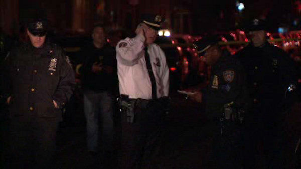 A woman and her four children were stabbed to death Saturday night in their Sunset Park, Brooklyn apartment.
