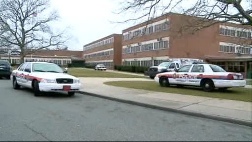 Reports of a suspicious person on school grounds prompted a lockdown and caused frayed nerves at Elmont Memorial High School on Long Island Tuesday