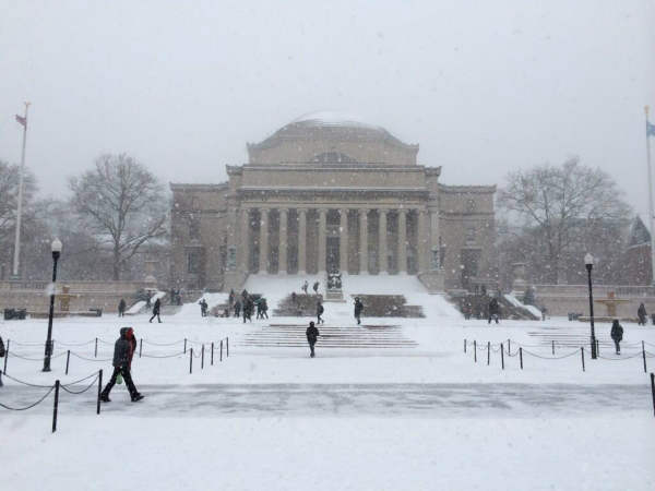Columbia University <span class=meta>(Matt Kozar)</span>