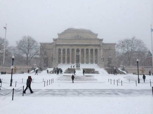 Columbia University <span class=meta>(Matt Kozar)</span>
