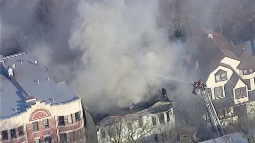 "<div class=""meta ""><span class=""caption-text "">A multi-alarm fire raced through an apartment building in Yonkers on Monday, Feb. 18, 2013.</span></div>"