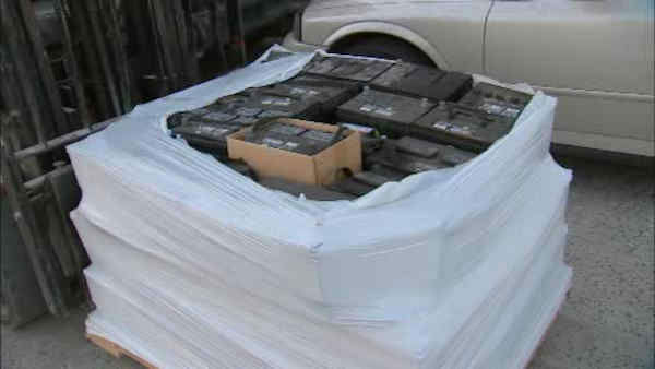 The FBI says 3 people have been arrested in a fake car parts counterfeit bust in New York and New Jersey.