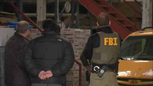 "<div class=""meta image-caption""><div class=""origin-logo origin-image ""><span></span></div><span class=""caption-text"">The FBI says 3 people have been arrested in a fake car parts counterfeit bust in New York and New Jersey.</span></div>"