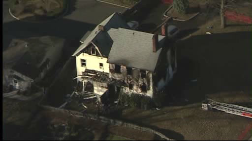 Several people, including children, lost their lives in an early morning house fire in South Plainfield, New Jersey on Thursday, February 23, 2012.