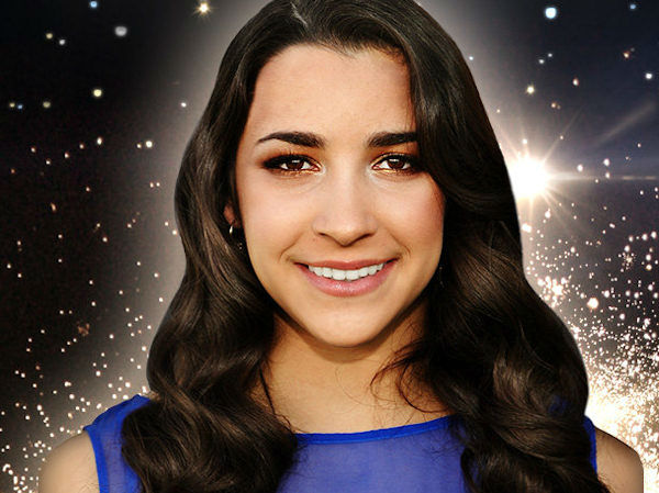 Just 18 years old, Aly Raisman captained the U.S. Women's Gymnastics Team to its first team gold medal since the 1996 Olympic Games. Raisman added the United States' first ever gold medal in the floor exercise and also won a bronze on the balance beam, making her the most decorated American gymnast in London. PROFESSIONAL PARTNER:  MARK BALLAS (Courtesy Dancing With The Stars/ABC-TV)