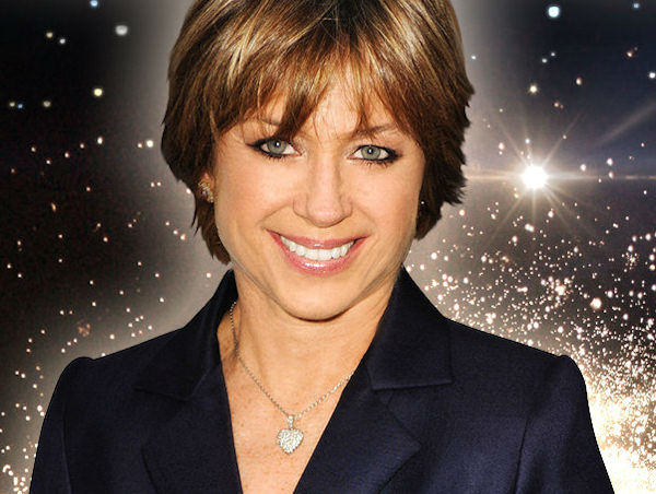 Dorothy Hamill captured the Gold Medal at the 1976 Winter Games in Innsbruck, Austria at the age of 19. Overnight, she became one of those rare champions who transcended her sport and captured the country's imagination. PROFESSIONAL PARTNER: TRISTAN MACMANUS  (Courtesy Dancing With The Stars/ABC-TV)