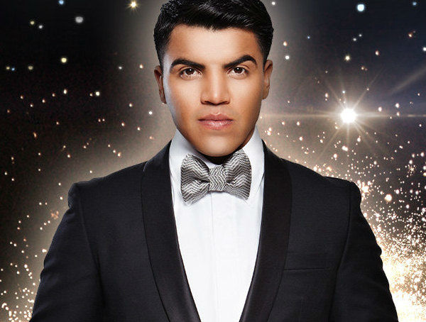 Victor Ortiz is a living, breathing example of the American dream. From a broken home in a small town in Kansas to the bright lights of the boxing ring, Ortiz has used every obstacle he has encountered along his journey to fuel his strength and attain his dreams.  PROFESSIONAL PARTNER: LINDSAY ARNOLD  (Courtesy Dancing With The Stars/ABC-TV)