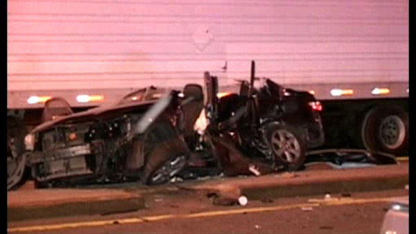 "<div class=""meta image-caption""><div class=""origin-logo origin-image ""><span></span></div><span class=""caption-text"">A couple expecting their first child were killed in a car crash early Sunday in Williamsburg Brooklyn, but their child survived. </span></div>"