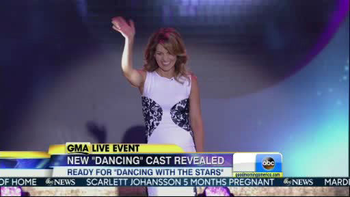 "<div class=""meta image-caption""><div class=""origin-logo origin-image ""><span></span></div><span class=""caption-text"">Candice Cameron Bure is a member of the new Dancing With The Stars cast revealed on GMA.  Season 18 begins on Monday, March 17, 2014.</span></div>"