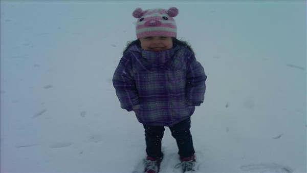 Annastasia Blasucci age 4 from Elizabeth, NJ