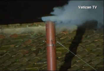 "<div class=""meta ""><span class=""caption-text "">White smoke billowed from the chimney of the Sistine Chapel, meaning the cardinals have elected a new pope.</span></div>"