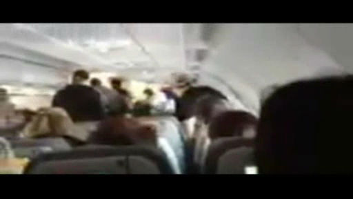 A JetBlue captain is in FBI custody after sources tell ABC News he was acting erratically on a flight that was diverted from JFK to Amarillo, Texas. (Image from YouTube video)
