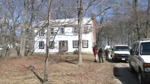 Photos from a home in Medford, Long Island where as many as 200 animals were found.