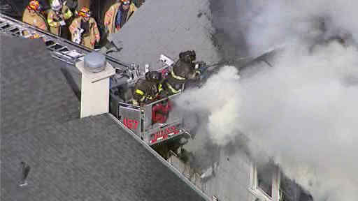 "<div class=""meta image-caption""><div class=""origin-logo origin-image ""><span></span></div><span class=""caption-text"">Torahs were saved in a fire in Brooklyn where an FDNY firefighter suffered minor injuries.</span></div>"