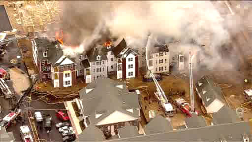 "<div class=""meta image-caption""><div class=""origin-logo origin-image ""><span></span></div><span class=""caption-text"">A large fire damaged an apartment complex on Ellington Avenue East in Garden City, Nassau County on Wednesday, April 11, 2012</span></div>"