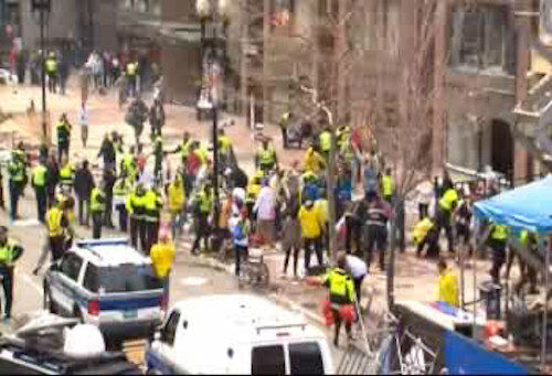"<div class=""meta ""><span class=""caption-text "">Images from the scene of explosions at the Boston Marathon.</span></div>"