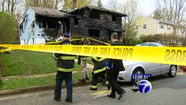 One person survived, and four others died in a fatal fire in Middletown, New Jersey.