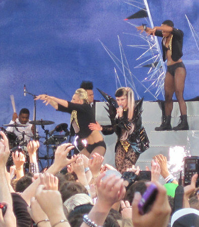 Photos from Lady Gaga&#39;s concert in Central Park on May 27, 2011 to kick off the GMA Summer Concert Series. <span class=meta>(WABC Photo&#47; Bob Monek)</span>