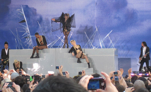 "<div class=""meta ""><span class=""caption-text "">Photos from Lady Gaga's concert in Central Park on May 27, 2011 to kick off the GMA Summer Concert Series. (WABC Photo/ Bob Monek)</span></div>"