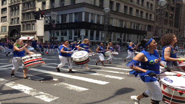 Puerto Rican Day Parade held in Manhattan