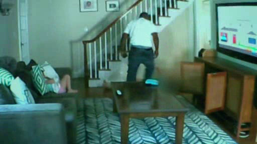 "<div class=""meta ""><span class=""caption-text "">Photos from surveillance video of the suspect wanted in a violent home invasion and assault in Millburn, New Jersey.</span></div>"