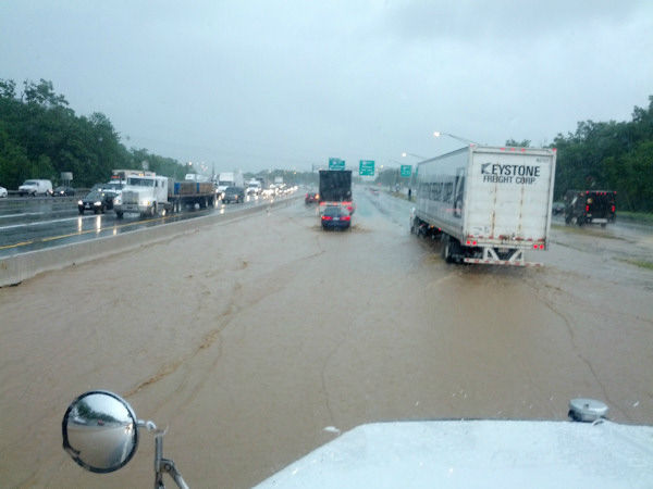 Rt 80 in Parsipany, New Jersey (Eyewitness News viewer)