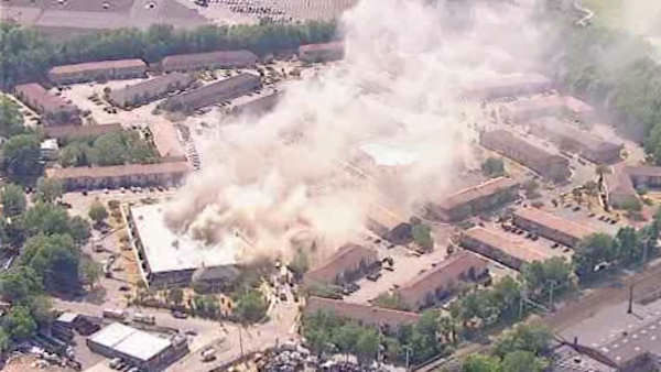 "<div class=""meta ""><span class=""caption-text "">A large fire destroyed some apartments at the Woodbridge Village Apartments in Woodbridge, New Jersey.</span></div>"
