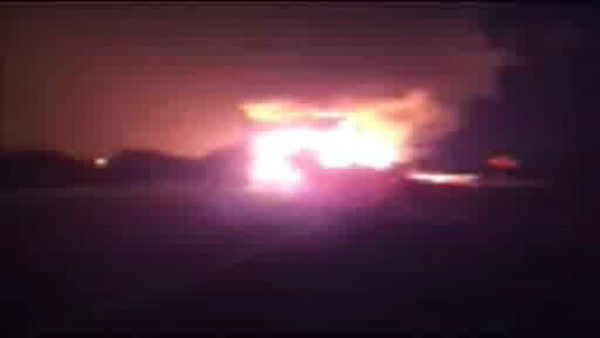 "<div class=""meta image-caption""><div class=""origin-logo origin-image ""><span></span></div><span class=""caption-text"">A series of explosions rocked a central Florida propane gas plant late Monday night, leaving at least three people critically injured.</span></div>"