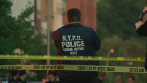 "<div class=""meta ""><span class=""caption-text "">Police investigate a shooting that left a suspect dead in the Bronx.  Officials say the suspect had pointed a gun at 2 officers.</span></div>"