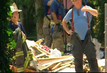 "<div class=""meta ""><span class=""caption-text "">A toddler was killed an a dozen others were injured when a house exploded in Brentwood, Long Island Tuesday afternoon.</span></div>"