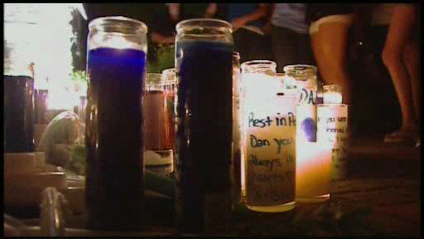 "<div class=""meta image-caption""><div class=""origin-logo origin-image ""><span></span></div><span class=""caption-text"">Hundreds of classmates gathered at a vigil Saturday night to remember Daniel Fernandez, the student killed when he stuck his head out of a party bus.</span></div>"